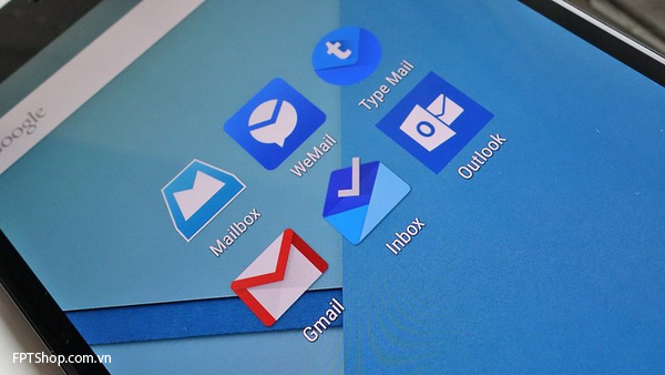 Ứng dụng email Android