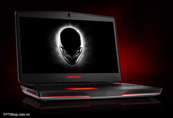 Laptop chơi game 17 inch tốt nhất - Alienware 17