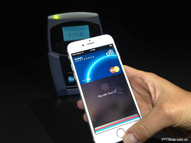 Mở rộng Apple Pay