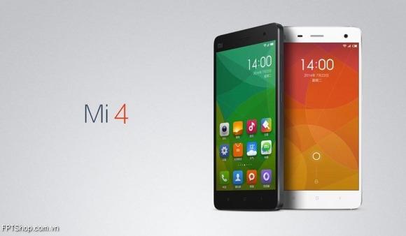 Xiaomi Mi 4 16GB giảm giá mạnh tại Ấn Độ