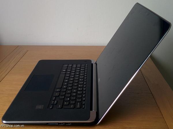 Precision M3800 được đánh giá khá cao về thiết kế