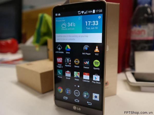 Pin LG G3
