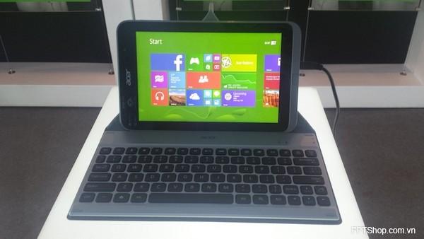 Acer W4-821 và Lenovo Tab S8 đều cho khả năng xử lý tác vụ tuyệt vời