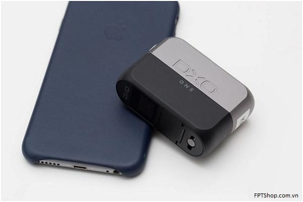 Phù phép iPhone thành máy ảnh chuyên nghiệp
