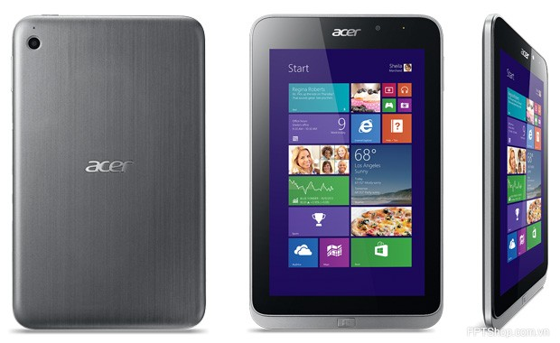 Thiết kế Acer W4-821