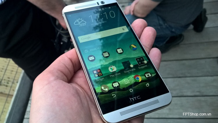 Man hinh  HTC One M9 Plus