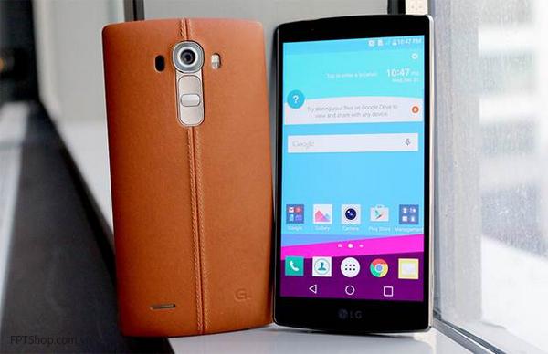 Điểm mạnh trên LG G4 so với Galaxy S6