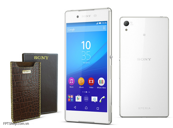 Thiet ke Sony Xperia Z3 Plus