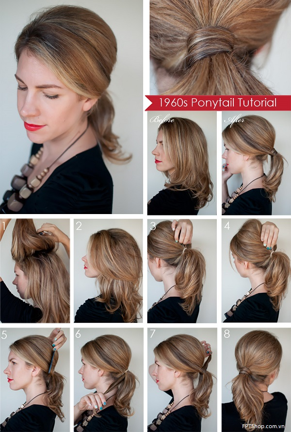 Ứng dụng Hairstyles for Women Tutorials