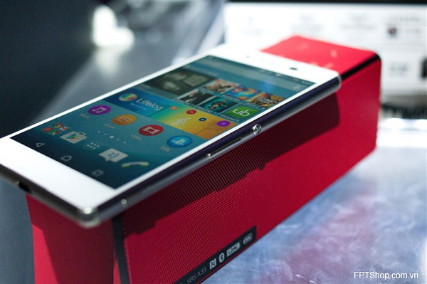 Anh thuc te Sony Xperia Z3 Plus