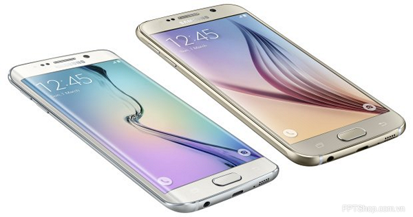 Samsung Galaxy S6 vs Galaxy S6 Edge