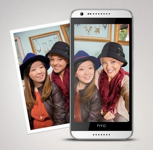 Camera HTC Desire 620G