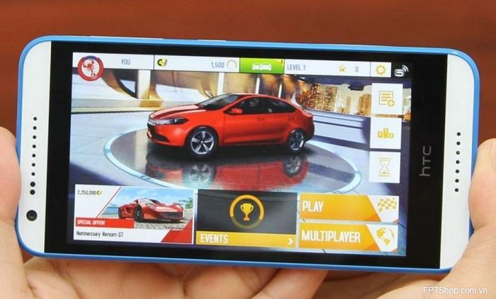 hiệu năng HTC Desire 620G