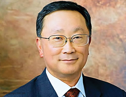CEO BlackBerry-Jonh Chen