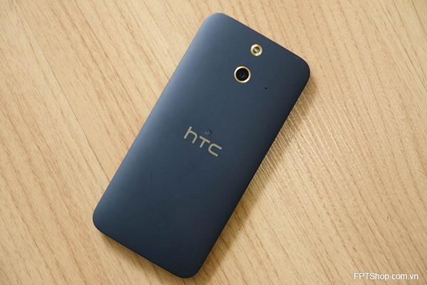 Thiết kế HTC One E8 Dual phiên bản vỏ nhựa