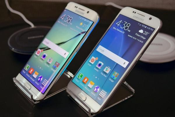 Galaxy S6 vad Galaxy S6 Edge