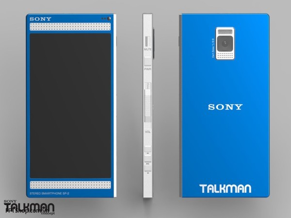 Camera Sony Talkman