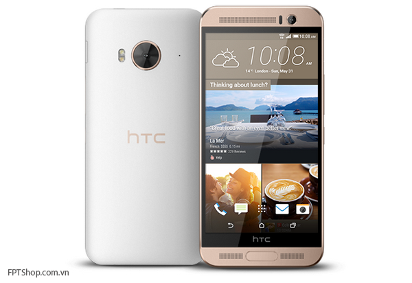 Thiết kế HTC One ME