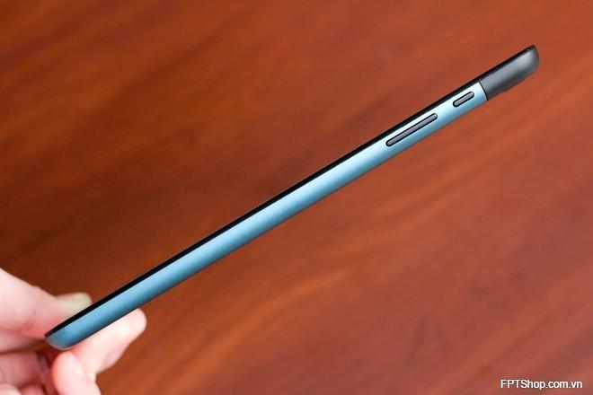 Dell Venue 7 3G sở hữu độ mỏng 9.85mm