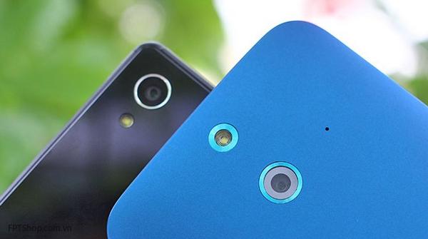 So sánh hiệu năng giữa HTC One E8 và Xperia M4 Aqua
