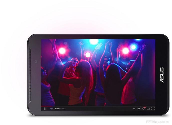 Asus FonePad 7 đươc trang bị bộ vi xử lý lõi kép của Intel