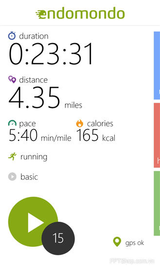 ​Endomondo Sports Tracker