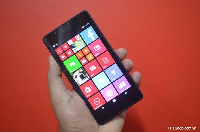 Hiệu suất Microsoft Lumia 540