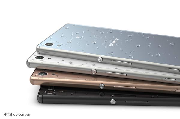 Thiết kế Sony Xperia Z3 Plus