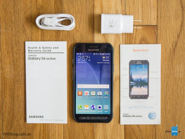 Cấu hình Samsung Galaxy S6 Active
