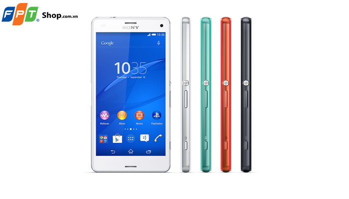 1. Sony Xperia Z3 Compact