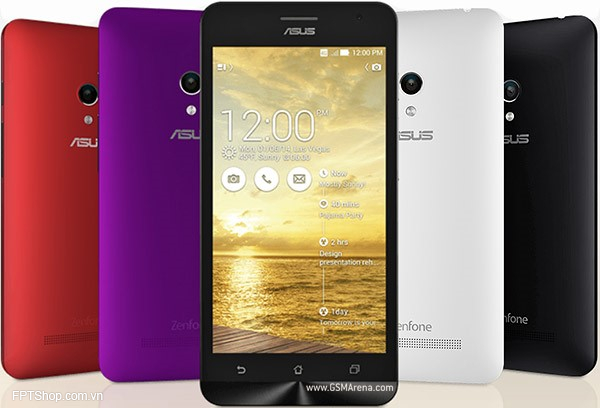 so sánh Galaxy Grand Prime với Asus ZenFone 5