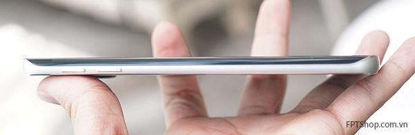 Thiết kế của Samsung Galaxy S6 edge