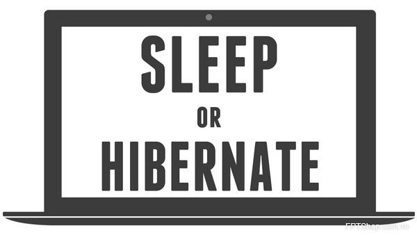 Sleep và Hibernate
