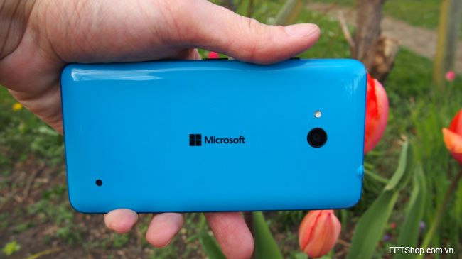 Camera Microsoft Lumia 640