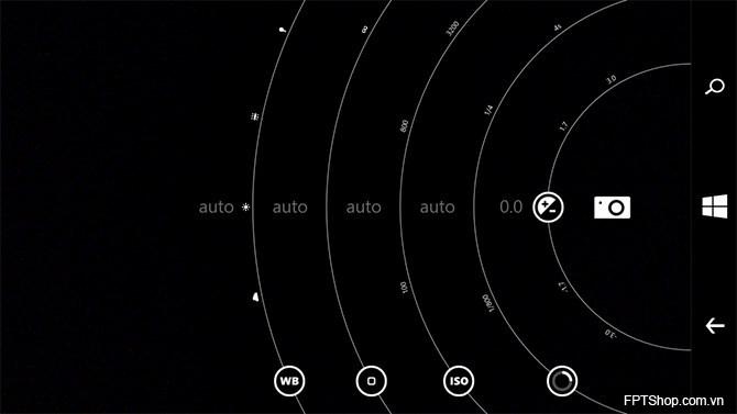 ứng dụng Lumia Camera