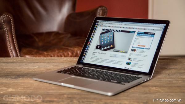 Apple MacBook Pro 13 inch công nghệ màn hình Retina (2015)