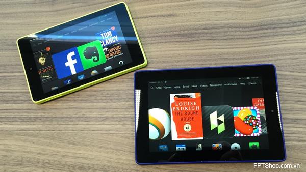 Amazon Fire HD 6 – Tablet giá rẻ tốt nhất