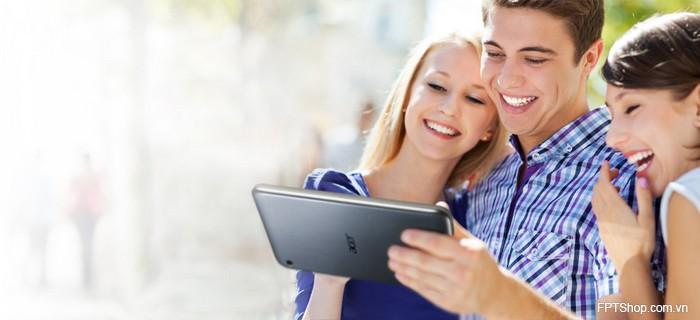 khả năng chụp ảnh Acer W4-821