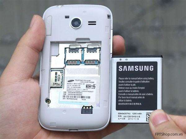 Tính năng ấn tượng trên Samsung Galaxy Pocket 2