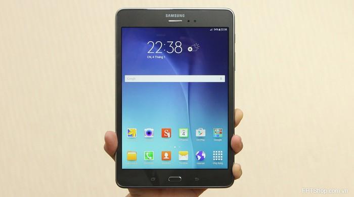 Thiết kế Samsung Galaxy Tab A 8 inch