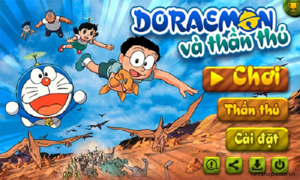 Doraemon và câu thần chú