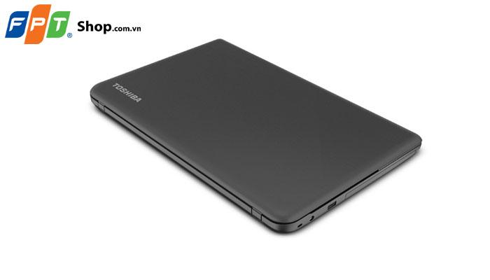 Ngoài màn hình lớn với khả năng chia màn hình thú vị, chất lượng âm thanh trên laptop Toshiba Satellite C50 cũng là một điểm mạnh để giúp nó cạnh tranh với những đối thủ cùng loại khác