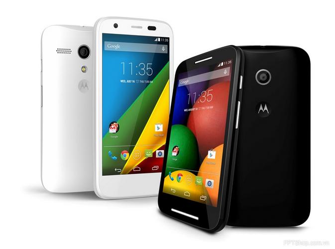 Moto E là một trong những sản phẩm bán chạy nhất của Motorola