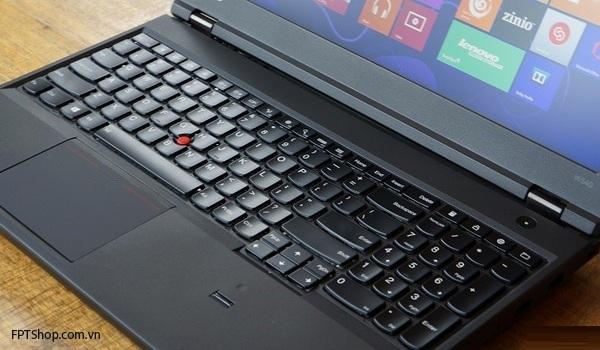 Cấu hình laptop ThinkPad W540, mạnh mẽ và bền bỉ