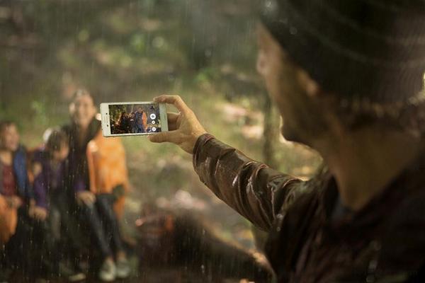 Tính năng camera đỉnh cao trên Xperia M4 Aqua Dual
