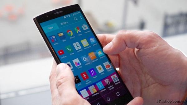 LG G4 bị lag và cách khắc phục
