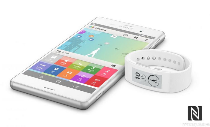 Sử dụng smartwatch để mở khóa Xperia Z3