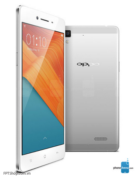 Thiết kế Oppo R7
