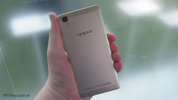 Camera Oppo R7