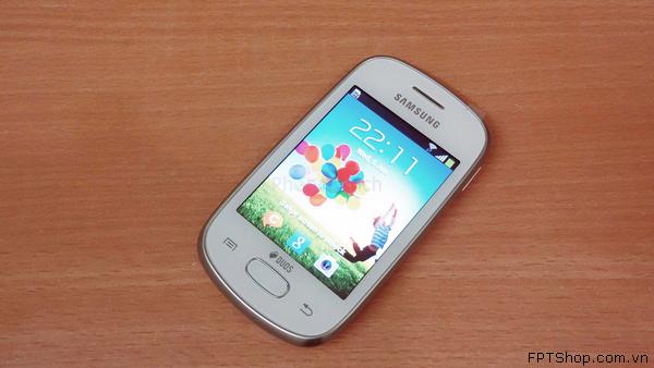 Thiết kế Samsung Galaxy Star Duos